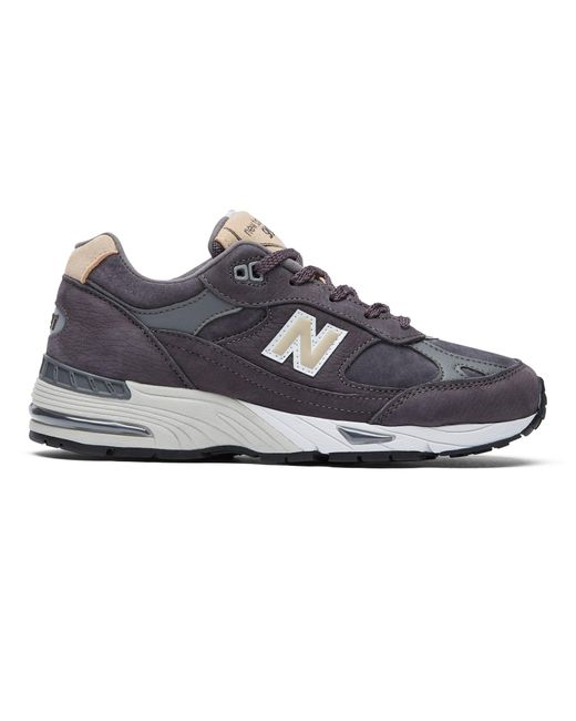 Made in UK 991 Chaussures New Balance en coloris Gray