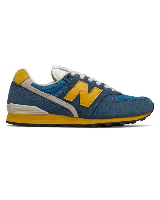 New Balance Blue Damen 996