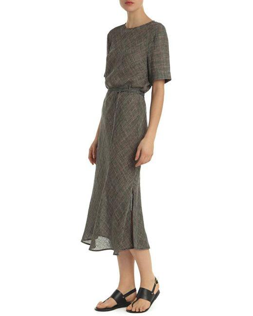 Nicole Farhi | Black Mona Dress | Lyst