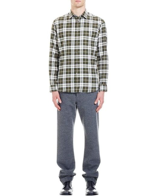 Nicole Farhi | Natural The Modus Shirt for Men | Lyst
