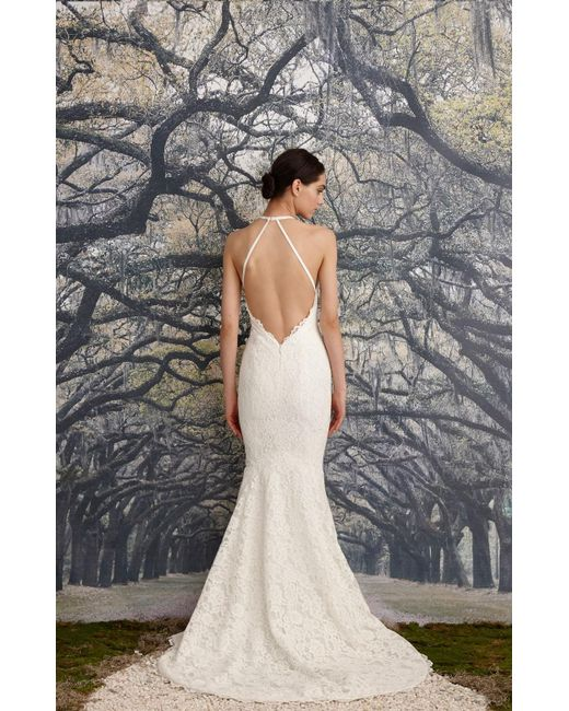 Gallery Nicole Miller Bridal Wedding Dresses: Nicole Miller Ashley Bridal Gown In Black