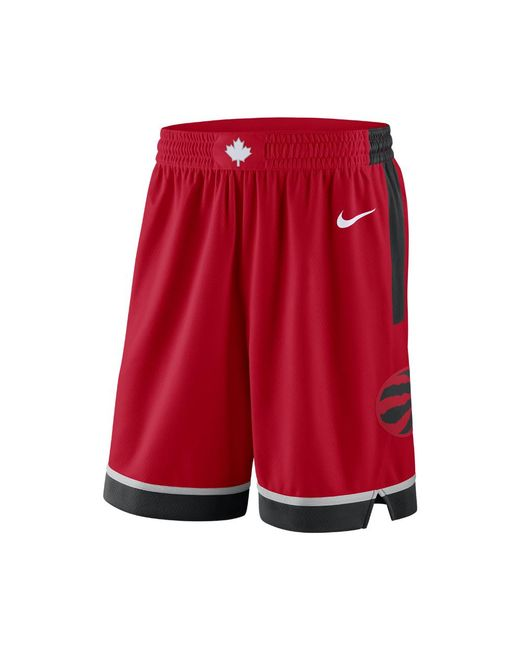 d8971088fad921 Lyst - Nike Icon Swingman Shorts in Red for Men - Save 26%