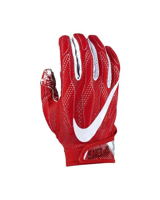 Nike | Red Superbad 4 Men's Football Gloves for Men | Lyst