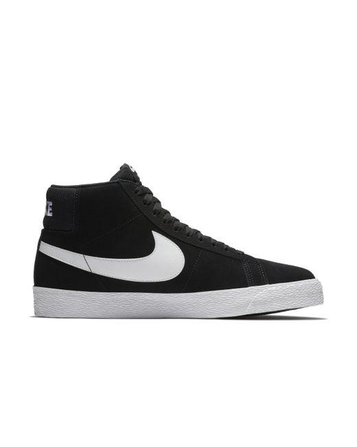 Nike Blazer Mid 77 Wildleder in Black für Herren