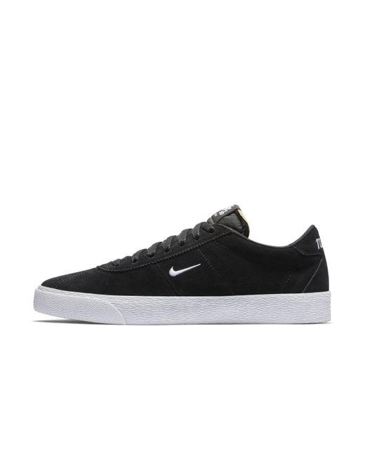 Nike SB Zoom Bruin Zapatillas de skateboard de hombre de color negro