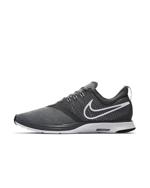 63aa04579ca7 Lyst - Nike Zoom Strike Men s Running Shoe in Gray for Men