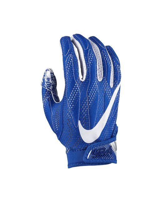 Nike   Blue Superbad 4 Men's Football Gloves for Men   Lyst