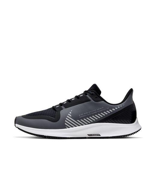 Air Zoom Pegasus 36 Shield Zapatillas de running Nike de hombre de color Gray