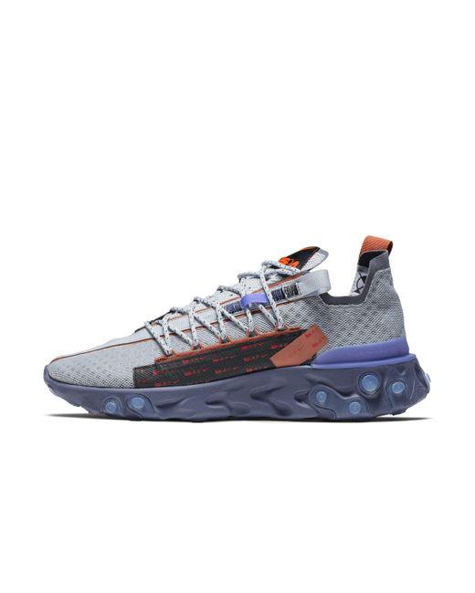 Nike ISPA React Zapatillas de hombre de color gris