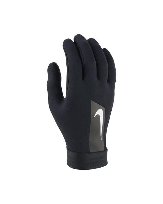 Gants de football HyperWarm Academy Nike pour homme en coloris Black