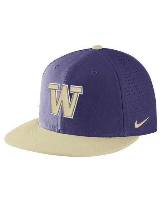 Nike | Blue College Aerobill True (washington) Adjustable Hat (purple) for Men | Lyst