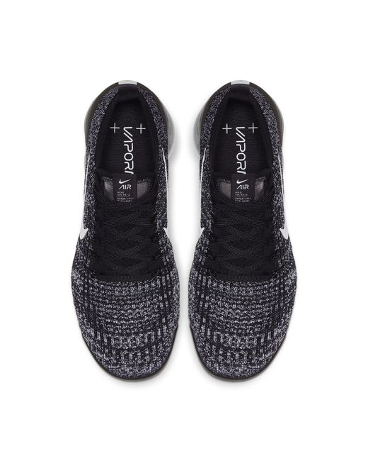 Nike Black Air Vapormax Flyknit 3