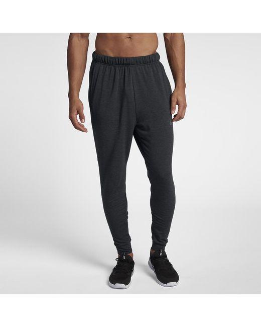 225bdbc51e62 Lyst - Nike Dri-fit Men s Training Pants in Black for Men