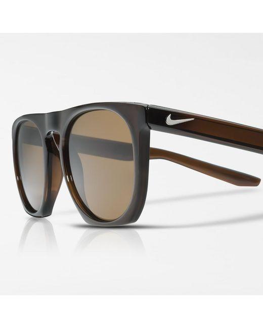 Nike - Sb Flatspot Polarized Sunglasses (brown) - Lyst