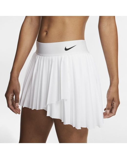 Nike White Court Victory Skirt