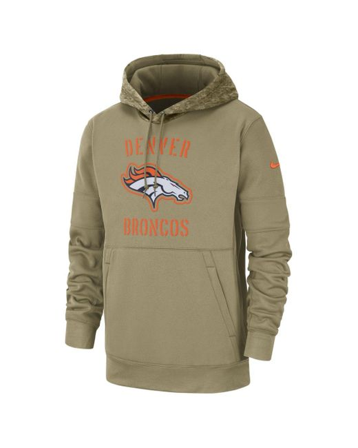 salute to soldiers nfl sweatshirts