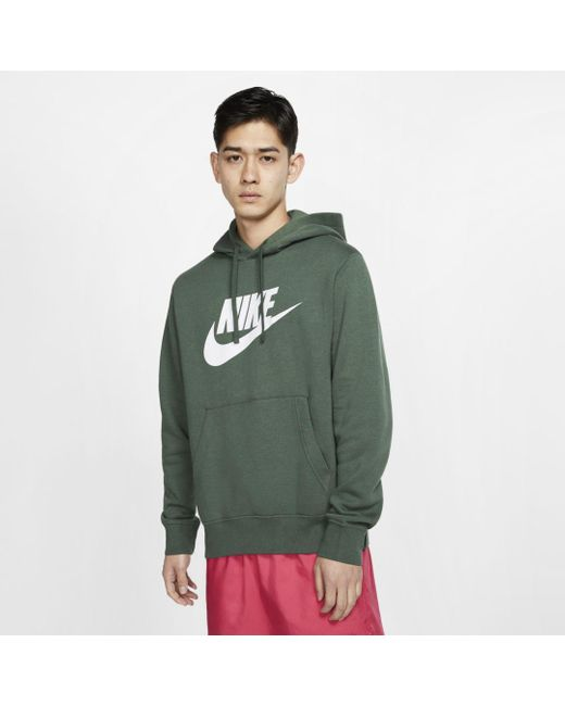 Nike Sportswear Club Fleece Mens Pullover Hoodie