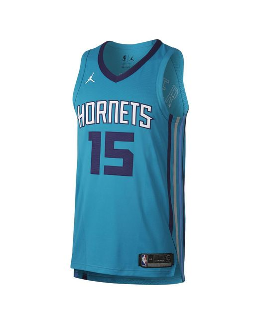 86dc3f2e2 Lyst Nike Kemba Walker Icon Edition Authentic Jersey Charlotte