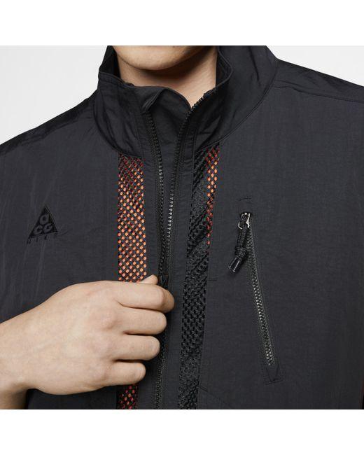 Veste sans manches ACG Nike en coloris Black
