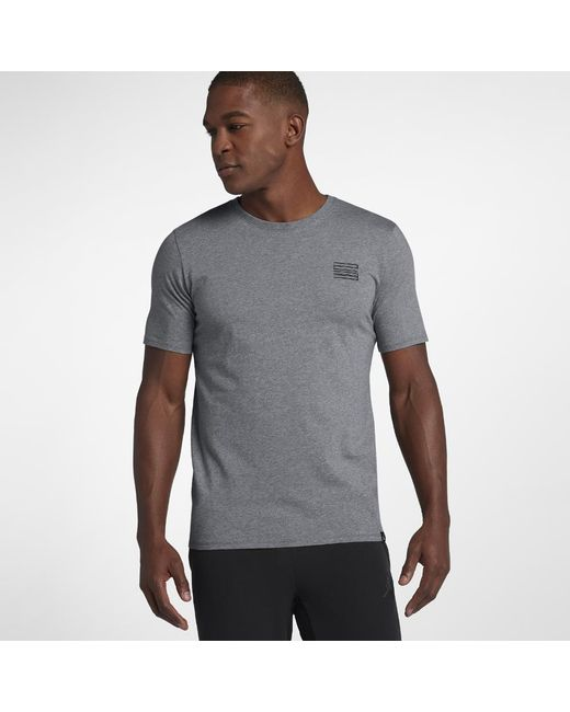 f4aae2c6a Lyst - Nike Sportswear Aj 11 Men's T-shirt, By Nike in Gray for Men