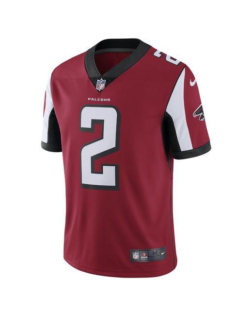 Nike - Red Nfl Atlanta Falcons Limited (matt Ryan) Men s Football Jersey  for Men 44cbd4151