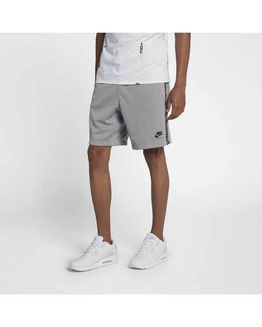 556fa61e3fcec7 Lyst - Nike Sportswear Air Max Men s Shorts in Gray for Men