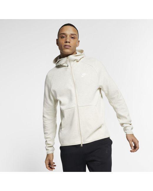 27aa3496ca87 Nike - Multicolor Sportswear Tech Fleece Full-zip Hoodie for Men - Lyst ...