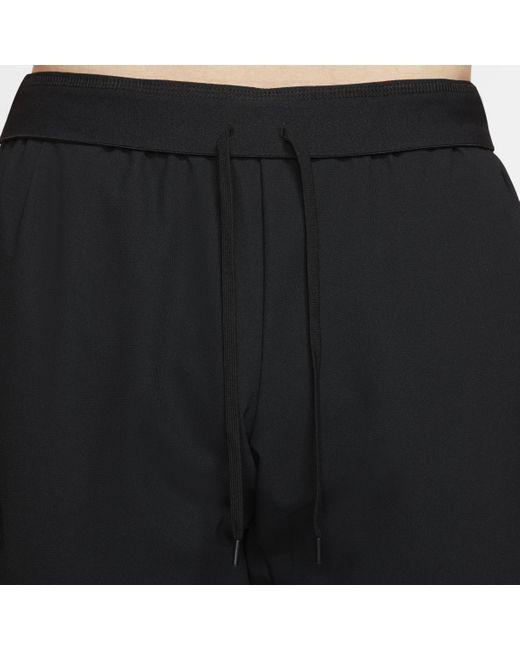 Pantaloni da allenamento Flex di Nike in Black da Uomo