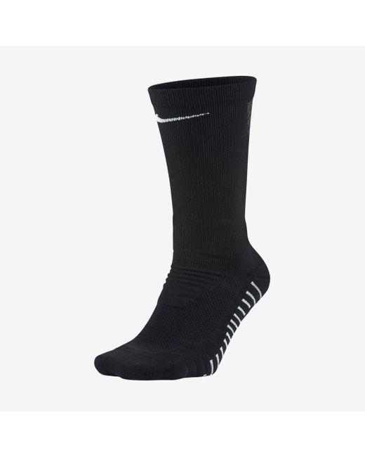 Nike Vapor Crew Football Socks (black) for men