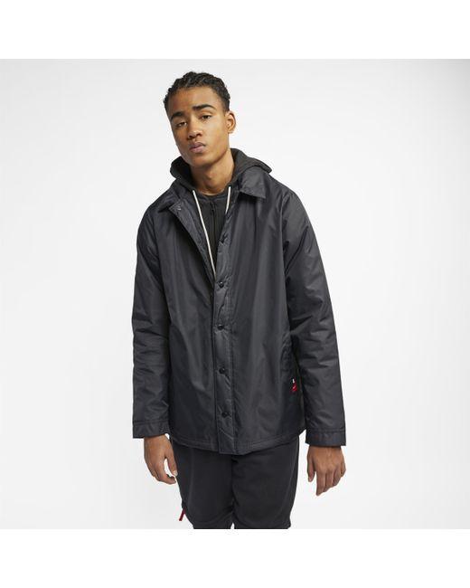 Nike Kyrie Jacket in Black for Men - Lyst 17b8c747f