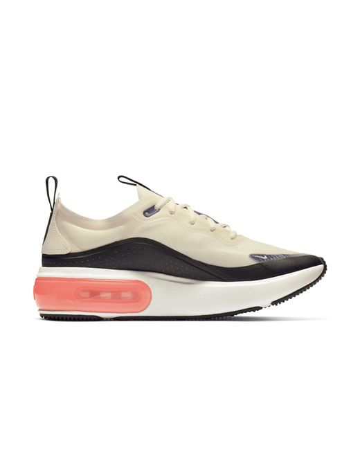 Womens Nike Air Max Dia Pale Ivory Summit White Uk Size 6.5