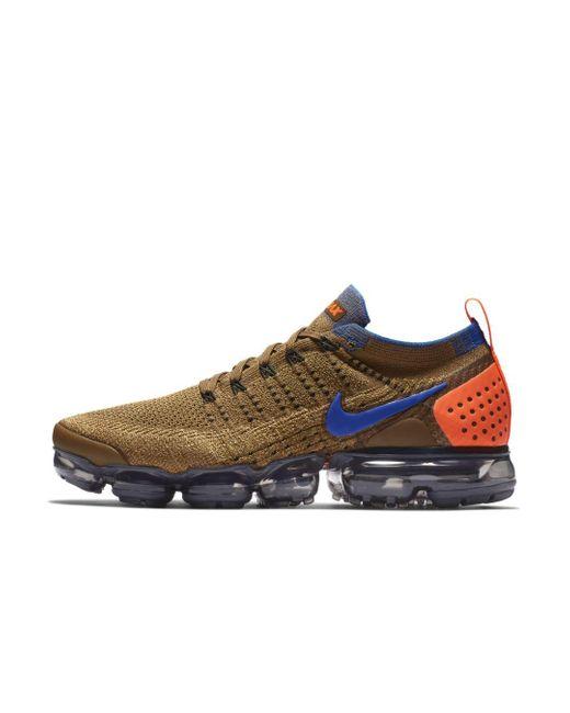 Nike Multicolor Air Vapormax Flyknit 2 Shoe for men