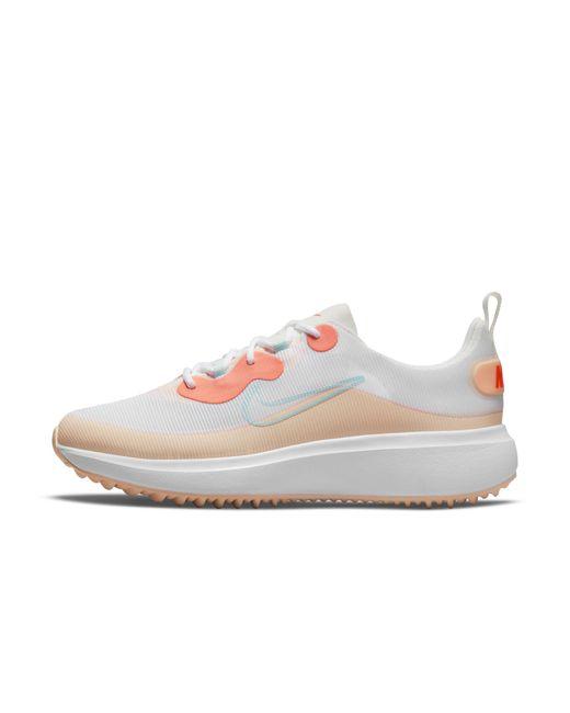 Nike White Ace Summerlite Golf Shoe