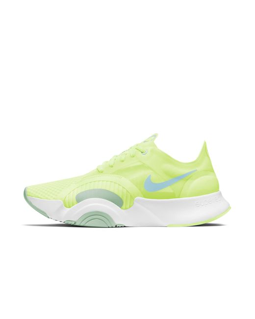 Women's Green Superrep Go Training Shoe