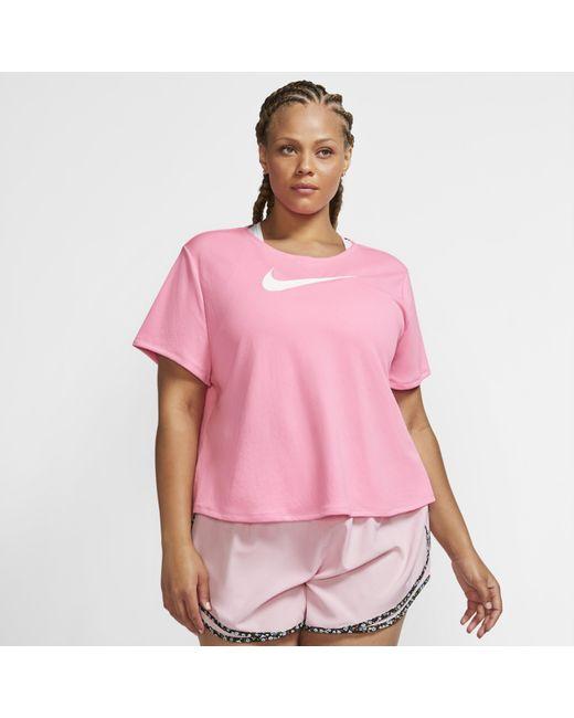 Nike Pink Plus Size