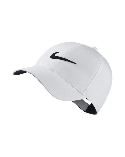 Casquette de golf Legacy91 pour Nike pour homme en coloris White