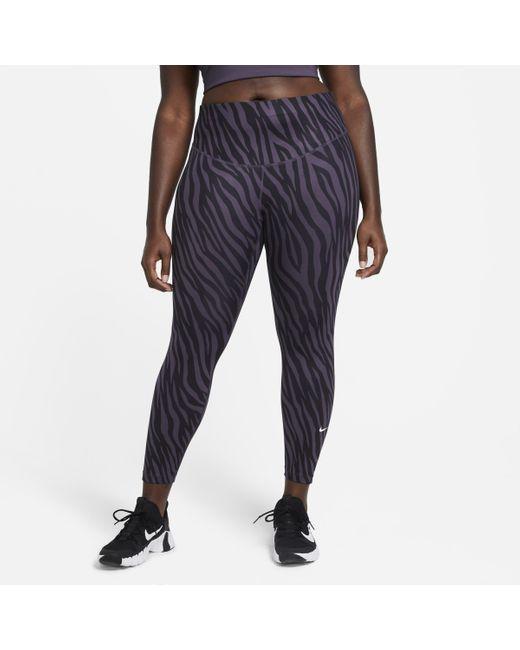 Plus Size di Nike in Purple