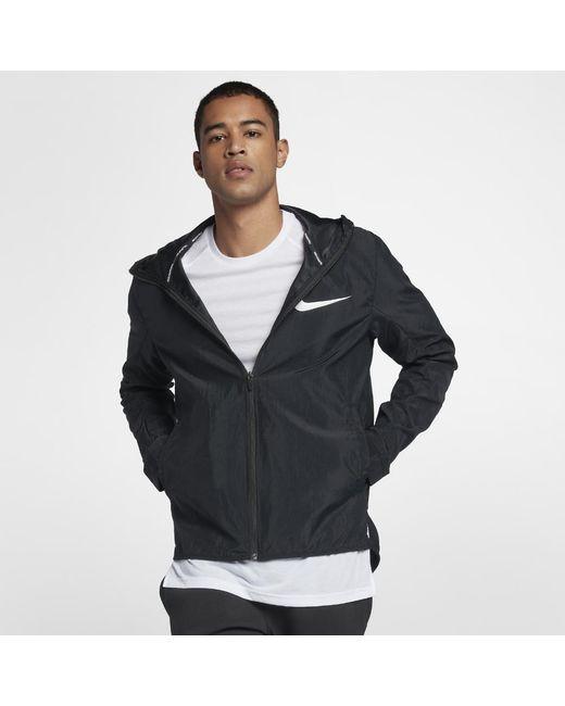 Nike - Black Showtime Men's Basketball Jacket for Men - Lyst