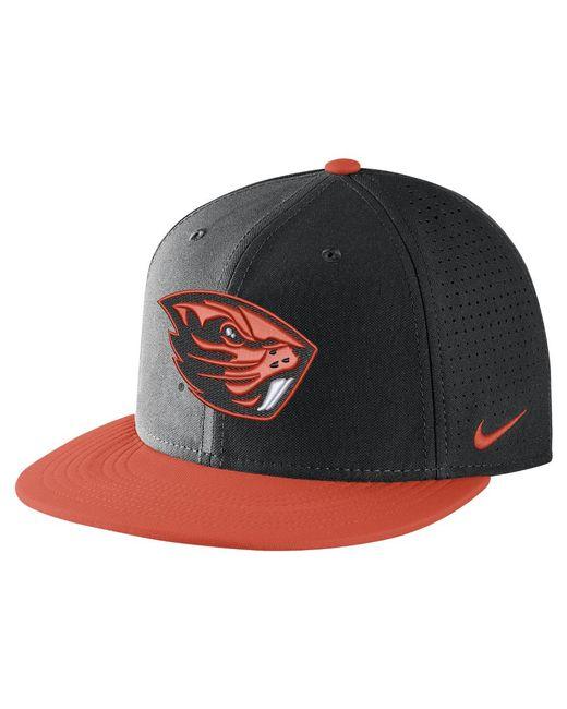 Nike - College Aerobill True (oregon State) Adjustable Hat (black) for Men - Lyst