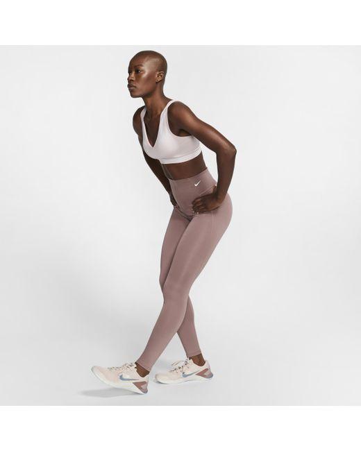 Tight de training Victory pour Nike en coloris Multicolor