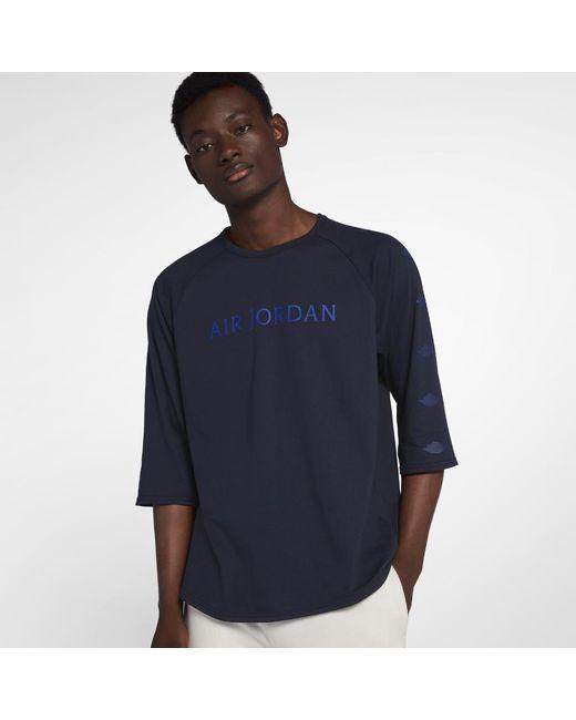 38ffa956 Lyst - Nike Sportswear Wings Men's 3/4 Sleeve T-shirt, By Nike in ...