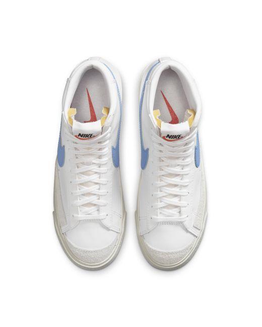 Baskets Blazer Mid'77 Vintage Femme Nike en coloris White