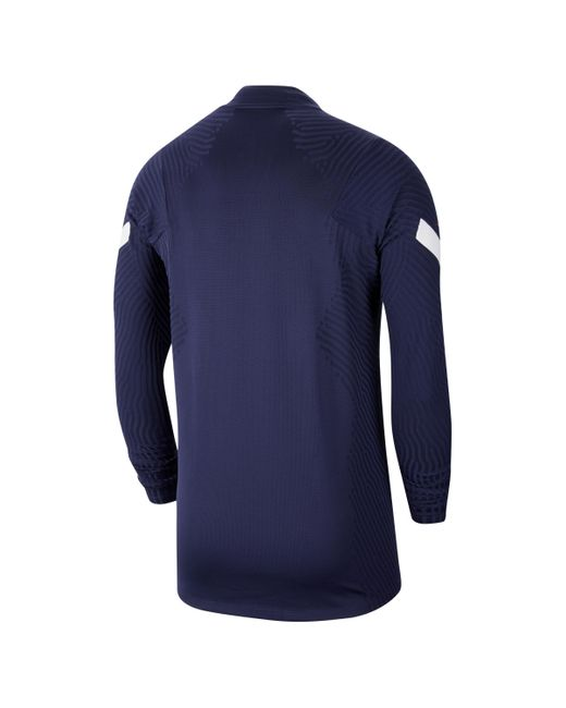 Nike VaporKnit FFF Strike Drill-Fußballoberteil für in Blue für Herren