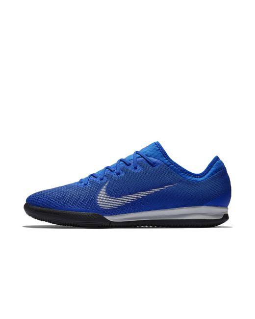 14c4dbd337c0 Nike Mercurialx Vapor Xii Pro Indoor court Football Shoe in Blue - Lyst