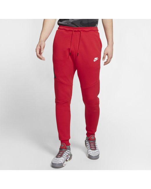 jogging nike rouge homme