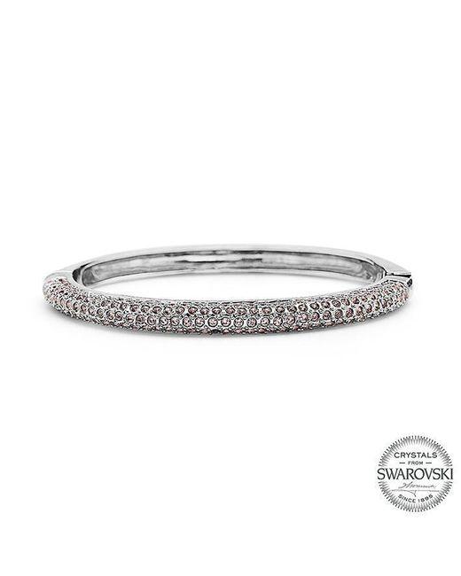 Nina - Black Alvee Bracelet-lt.amethyst - Lyst