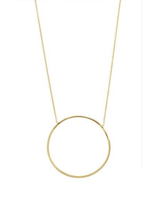 Bony Levy   Multicolor Pendant Necklace   Lyst