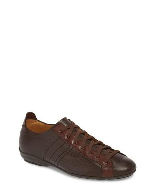 Mezlan - Brown Tiberio Sneaker for Men - Lyst