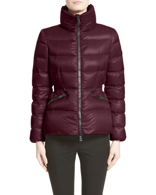 Moncler - Purple Danae Down Puffer Jacket - Lyst