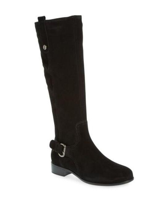 La Canadienne   Black 'stefanie' Waterproof Boot   Lyst